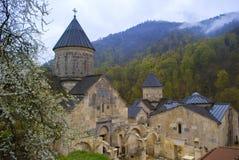 Μια παλαιά εκκλησία Haghartsin στην Αρμενία Στοκ Εικόνα