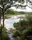 Μια παραλία κοραλλιών, Σκωτία Στοκ εικόνες με δικαίωμα ελεύθερης χρήσης