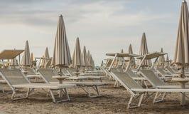 Μια παραλία Στοκ Εικόνες