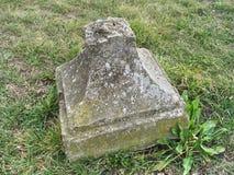 Μια παλαιά πέτρα στοκ φωτογραφία
