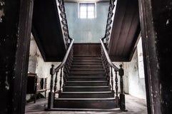 Η σκάλα Στοκ φωτογραφία με δικαίωμα ελεύθερης χρήσης