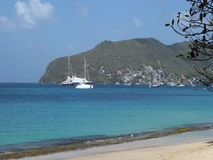 Μια παλιή παραλία στις Καραϊβικές Θάλασσες φιλμ μικρού μήκους
