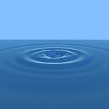 Κυματισμός νερού Στοκ Εικόνες
