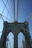 Γέφυρα του Μπρούκλιν Στοκ εικόνες με δικαίωμα ελεύθερης χρήσης