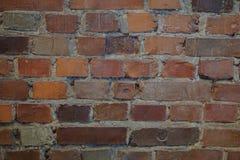 Μια ρίψη του τοίχου γκέτο της Βαρσοβίας Στοκ Εικόνες