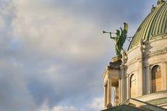 Μια Ρωμαιοκαθολική εκκλησία Στοκ φωτογραφίες με δικαίωμα ελεύθερης χρήσης
