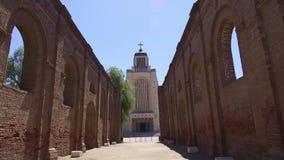 Μια σεισμός εκκλησία στη Χιλή φιλμ μικρού μήκους