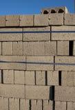 Μια στοίβα των τούβλων Στοκ φωτογραφίες με δικαίωμα ελεύθερης χρήσης