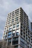 Μια σύγχρονη πολυκατοικία σε ανώτερο Eastside του Μανχάταν, πόλη της Νέας Υόρκης, Νέα Υόρκη, ΗΠΑ στοκ φωτογραφίες