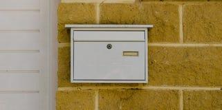 Μια ταχυδρομική θυρίδα στοκ φωτογραφίες με δικαίωμα ελεύθερης χρήσης