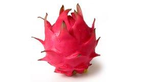 Μια φρέσκια δροσοσταλίδα μορίων φρούτων Pitaya Στοκ Εικόνες