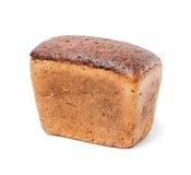 Μια φραντζόλα του μαύρου ψωμιού Στοκ Φωτογραφίες