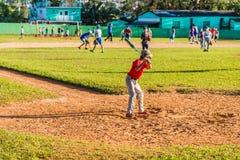 Μια χαρακτηριστική άποψη σε Vinales Κούβα στοκ εικόνα με δικαίωμα ελεύθερης χρήσης