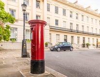Μια χαρακτηριστική άποψη στο Λονδίνο στοκ εικόνα