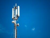 Μια ψηφιακή τηλεφωνική κεραία Στοκ Εικόνα