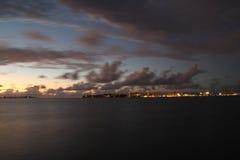 Μια ωκεάνια άποψη Στοκ Εικόνες