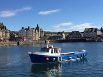 Μια όμορφη ημέρα σε Oban, Σκωτία Στοκ Εικόνες