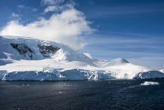 Μια όμορφη ημέρα στην Ανταρκτική Στοκ Εικόνα