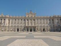 Μια όμορφη θέση - Μαδρίτη, Ισπανία Στοκ Εικόνες