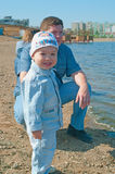 μικρά άτομα αγοριών Στοκ Φωτογραφία