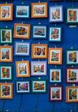 Μικρά έργα ζωγραφικής της Βενετίας Στοκ εικόνες με δικαίωμα ελεύθερης χρήσης