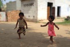 Μικρά κορίτσια στοκ εικόνες με δικαίωμα ελεύθερης χρήσης