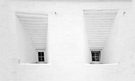 μικρά Windows Στοκ Φωτογραφία