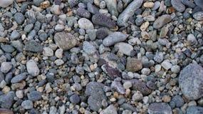 μικρές πέτρες ανασκόπησης Στοκ Εικόνες