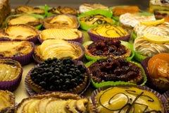 Μικρές πίτες ζύμης Στοκ φωτογραφία με δικαίωμα ελεύθερης χρήσης