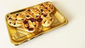 μικρές πίτες Στοκ Φωτογραφία