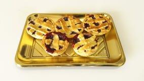 μικρές πίτες Στοκ εικόνες με δικαίωμα ελεύθερης χρήσης
