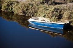 Μικρή βάρκα Στοκ Εικόνες
