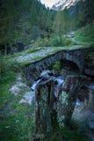 Μικρή γέφυρα στοκ φωτογραφίες με δικαίωμα ελεύθερης χρήσης