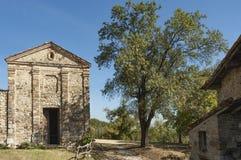 Μικρή εκκλησία πετρών στοκ εικόνες με δικαίωμα ελεύθερης χρήσης