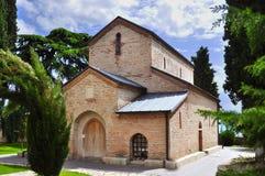 Μικρή εκκλησία σε Kakheti, Γεωργία στοκ εικόνες με δικαίωμα ελεύθερης χρήσης