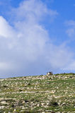 Μικρή θέση κυνηγιού, Μάλτα Στοκ Εικόνες