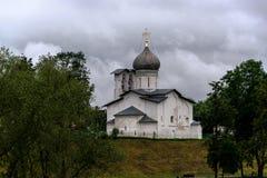 Μικρή παλαιά εκκλησία Στοκ φωτογραφία με δικαίωμα ελεύθερης χρήσης