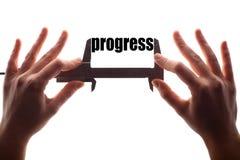 Μικρή πρόοδος στοκ φωτογραφία