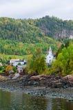 Μικρή πόλη Στοκ φωτογραφίες με δικαίωμα ελεύθερης χρήσης