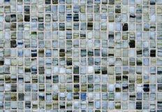 Μικρή σύσταση κεραμιδιών γυαλιού Στοκ Εικόνα