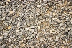 Μικρή σύσταση υποβάθρου βράχου χαλικιών Στοκ εικόνα με δικαίωμα ελεύθερης χρήσης