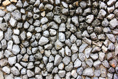 Μικροί βράχοι. Στοκ Εικόνες