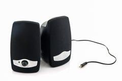 Μικροί ομιλητές υπολογιστών Στοκ Εικόνα