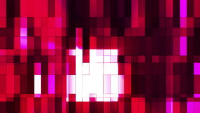 Μικροί φραγμοί 10 υψηλής τεχνολογίας ραδιοφωνικής μετάδοσης αστράφτοντας απόθεμα βίντεο
