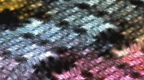 Μικρογράφημα πυριτίου διανυσματική απεικόνιση