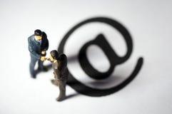 μικρογραφία αριθμών Στοκ εικόνα με δικαίωμα ελεύθερης χρήσης