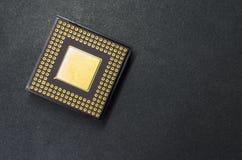 μικροεπεξεργαστής Στοκ φωτογραφία με δικαίωμα ελεύθερης χρήσης