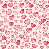 μικροσκοπικές καρδιές διανυσματική απεικόνιση