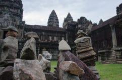 Μικροσκοπικό Angkor Wat Στοκ εικόνες με δικαίωμα ελεύθερης χρήσης
