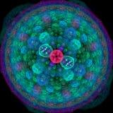 μικροσκόπιο βακτηριδίων κάτω στοκ εικόνες